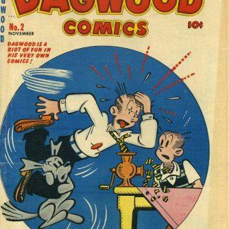 dagwood comics